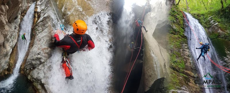 Canyoning, Compass Outdoor Adventures